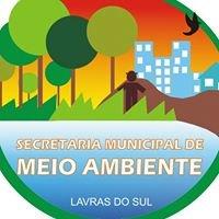 Secretaria de Meio Ambiente de Lavras do Sul - RS