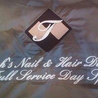 Trish's Nail and Hair Design Day Spa