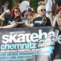 Druckbude - Skatehalle Chemnitz