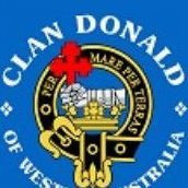 Clan Donald - Western Australia