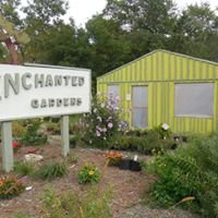 Enchanted gardens canoe rental