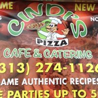 Cindi's Pizza Cafe & Catering