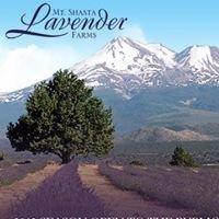 Mt. Shasta Lavender Farms