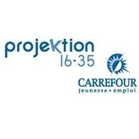 Projektion 16-35