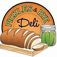 Pickles & Rye Deli