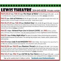 The Lewis Theatre