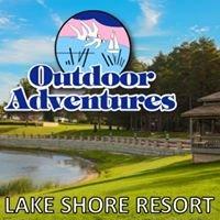 Outdoor Adventures Lake Shore Resort