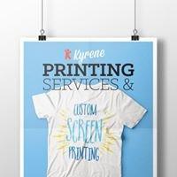 Kyrene Printing Services