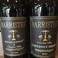 Barrister Winery Tasting Room
