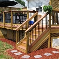 Loudoun Deck and Fence