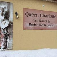 Queen charlotte tea room and british restaurant