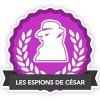Parc Astérix - Les Espions De César