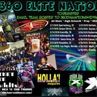 360 Cheer, Dance & Step Off Championships