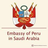 Embajada del Peru en el Reino de Arabia Saudita - سفارة البيرو في السعودية