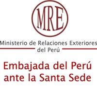 Embajada del Perú ante la Santa Sede