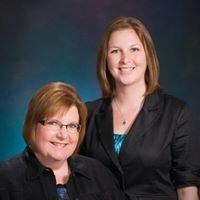 Mary Splichal & Amy Fredrickson, Aladdin Realty Inc.