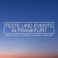 Feste & Events in Frankfurt