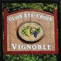 Vignoble Clos Ste-Croix