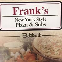 Frank's Pizza in Botetourt