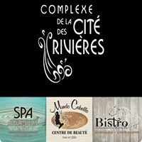 Spa Algua-Sulis, Mundo Cabello, Bistro et Complexe de la cité des rivières