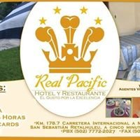 Hotel  Y Restaurante  Real Pacific