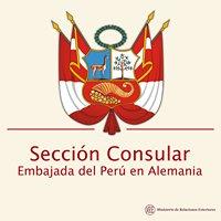 Sección Consular - Embajada del Perú en Alemania