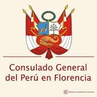 Consulado General del Perú En Florencia