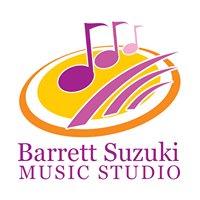 Barrett Suzuki Music Studio