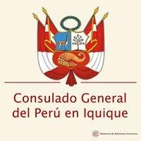 Consulado General del Perú en Iquique