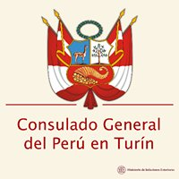 Consulado General del Perú en Turín