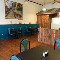 The Swinging Bridge Cafe