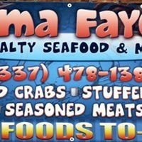 Mama Faye's Specialty Seafood