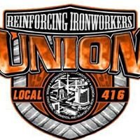 Reinforcing Ironworkers Local 416 Union Hall Las Vegas.