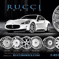 Rucci Forged Wheels