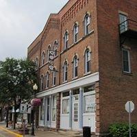 "Romeo Masonic Temple ""Gray's Block Romeo Village Opera House"