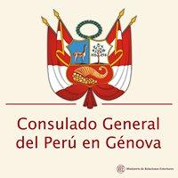Consulado General del Perú en Génova - Italia