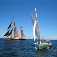 Rockland Sailing Co. - Friendship Sloop Anna R.
