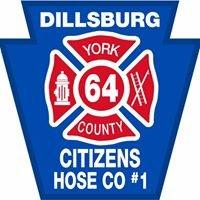 Citizens' Hose Company No. 1  Dillsburg Fire Station 64