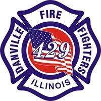 Danville, IL. Firefighters L429