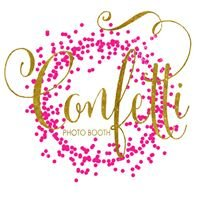 Confetti Photo Booth