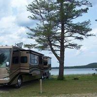 Munising City Tourist Park Campground