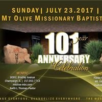 "Mt. Olive Missionary Baptist Church - ""The Mountain!"""