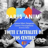 Paris Anim' Marc Sangnier, Vercingétorix & Didot
