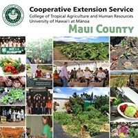 University of Hawaii Extension - Maui County