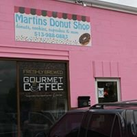 Martin's Donuts
