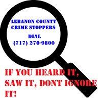 Lebanon County Crime Stoppers