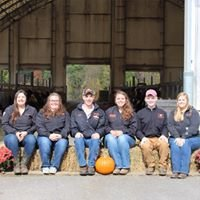 SUNY Cobleskill Dairy Cattle Club