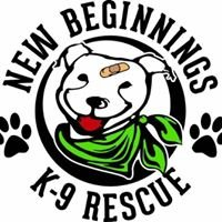 New Beginnings K-9 Rescue