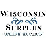 Wisconsin Surplus Online Auction
