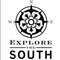 Explore the South: Augusta GA Walking Map